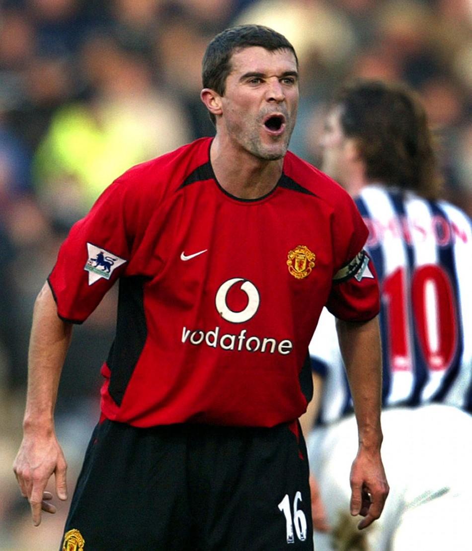 Čeprav je bil kot igralec Roy Keane povsem druge narave kot Pep Guardiola, Irec Španca odkrito ceni. Vir: ibtimes.co.uk