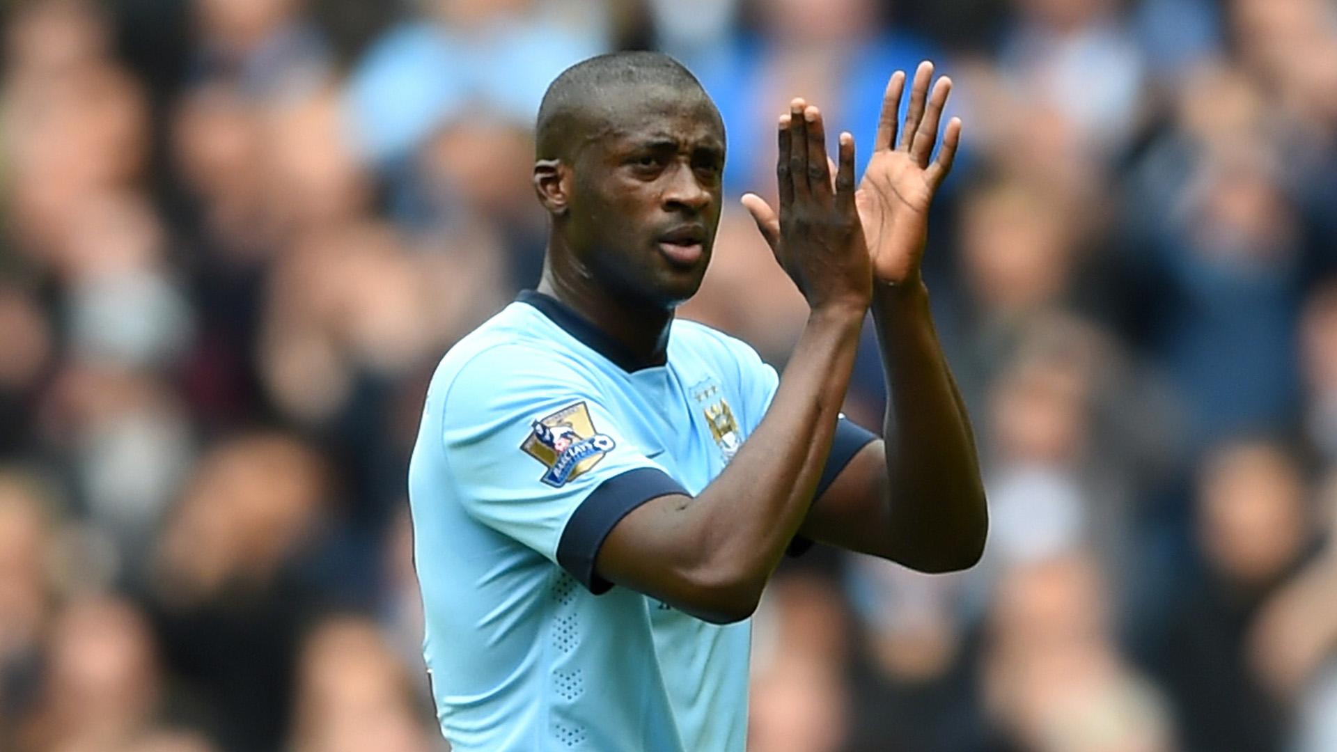 Si bo Yaya Toure še kdaj izboril mesto v udarni enjasterici Manchester Cityja?