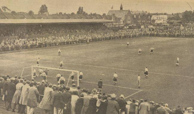 Plough Lane, prizorišče tekem starega FC Wimbledona v letih 1912-1998.