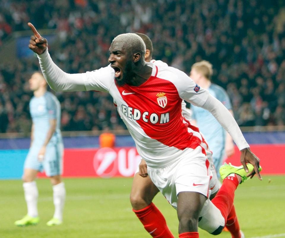 Bakayoko je z Monacom prišel vse do polfinala Lige Prvakov, kjer ga je izločil prav Sandrov Juventus. Vir: ESPN