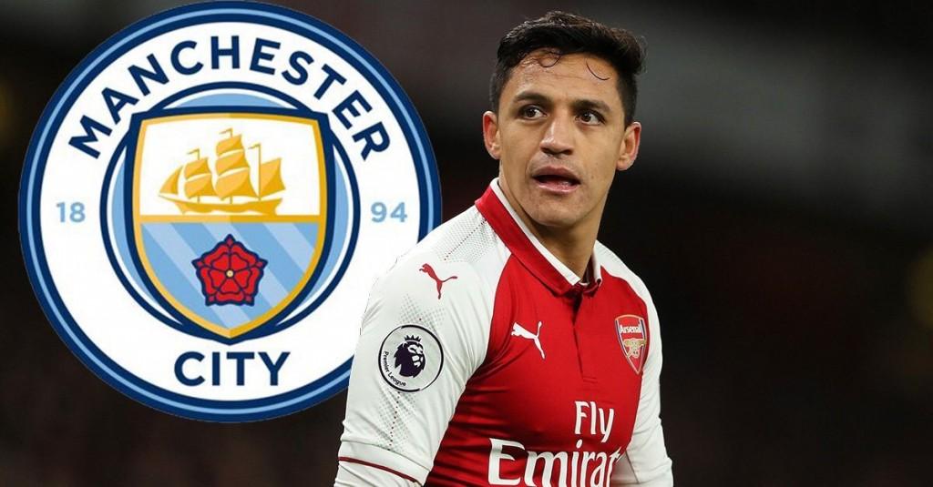 Alexis Sanchez se že nekaj časa spogleduje z vodilno ekipo Premier lige. Vir: Sunday Mirror