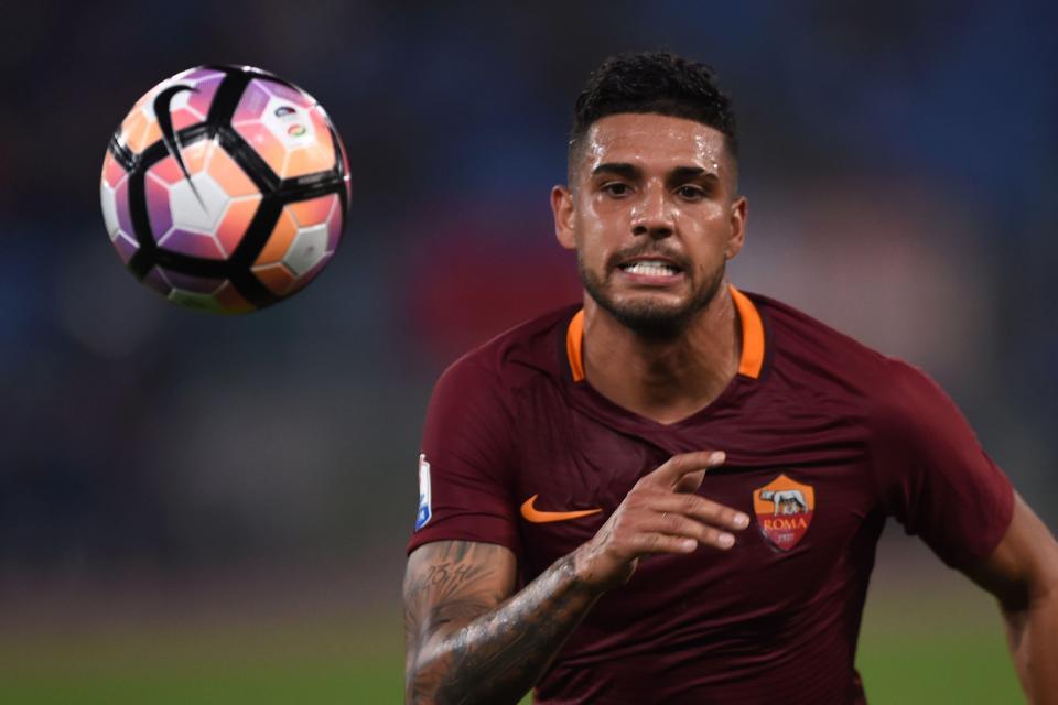 Levi bočni branilec z dvojmi državljanstvom je  letos v Serie A odigral vsega 15 minut. Vir: Calciomercato