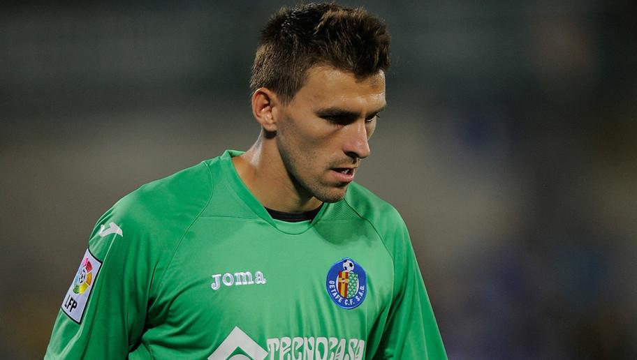 Vicente Guaita je letos na 18 tekmah v La Ligi mrežo petkrat ohranil nedotaknjeno. Vir: SI.com