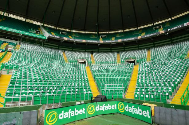 Del Celtic Parka namenjen navijaški skupini Green Brigade, preoblikovan v stojišča, ki sprejmejo 3000 tisoč navijačev. Vir: dailyrecord.co.uk