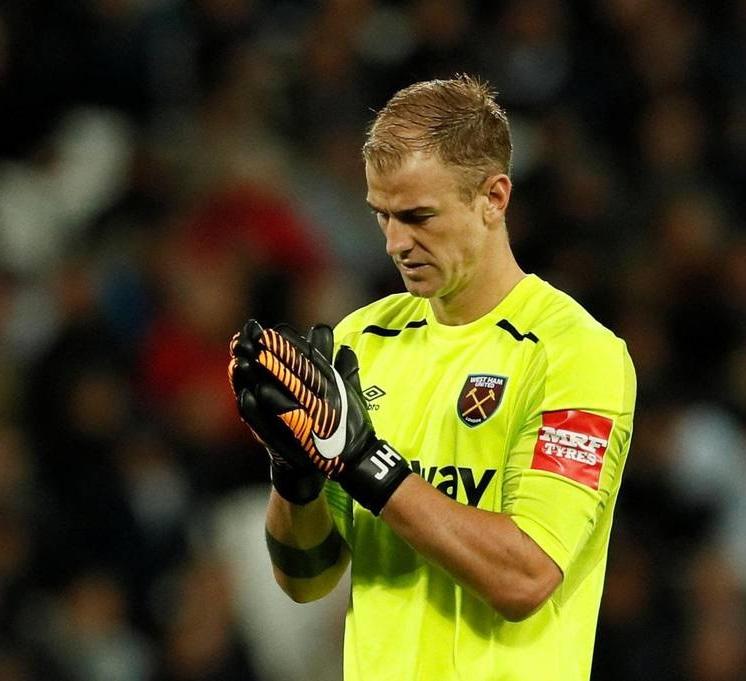 Epizoda pri West Hamu se za Harta ni iztekla po željah, bo pri Burnleyju drugače? vir: Evening Standard