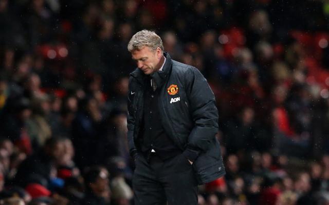 David Moyes je za United pomenil polom in pol. Kdo se bo lotil podobnega izziva pri Topničarjih? Vir foto: Caughtoffside.com