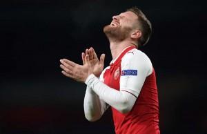 Bo Skhodran Mustafi v prihodnji sezoni še član Arsenala? Vir foto: GiveMeSport
