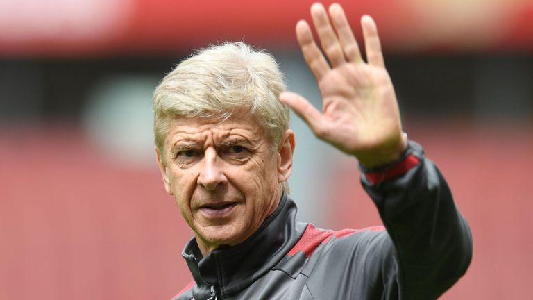 Arsene Wenger je z Arsenalom osvojil tri naslove angleških državnih nogometnih prvakov in kar sedem FA pokalov. Vir Foto: SkySports