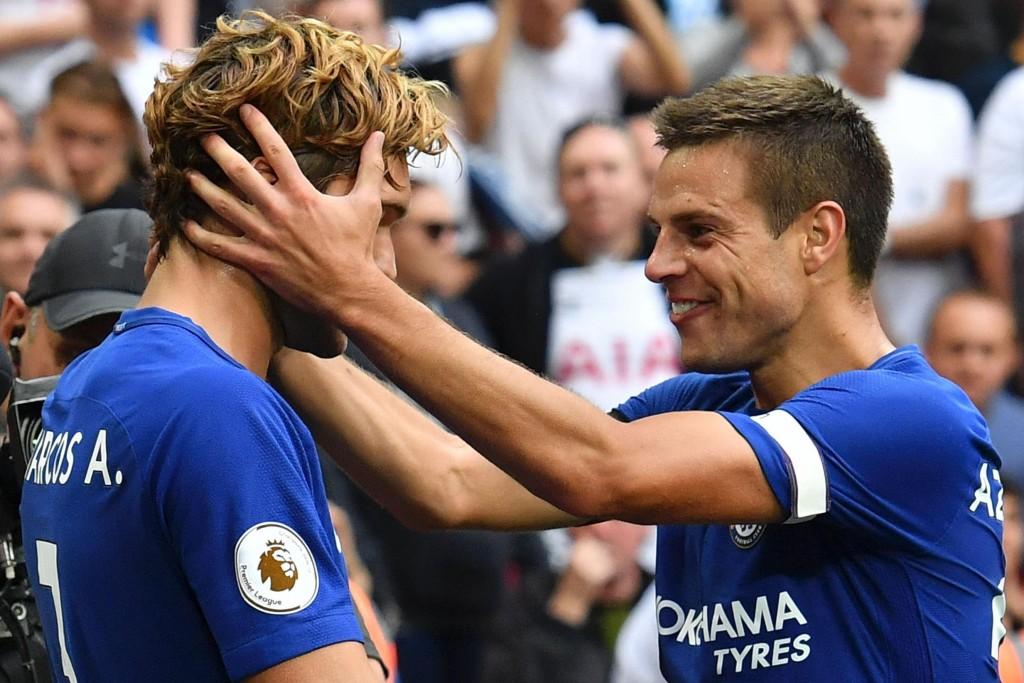 Med uspešnimi Fantasy branilci v zadnjih sezonah izstopata Chelseajeva Marcos Alonso in Cesar Azpillicueta. Foto: ETN24