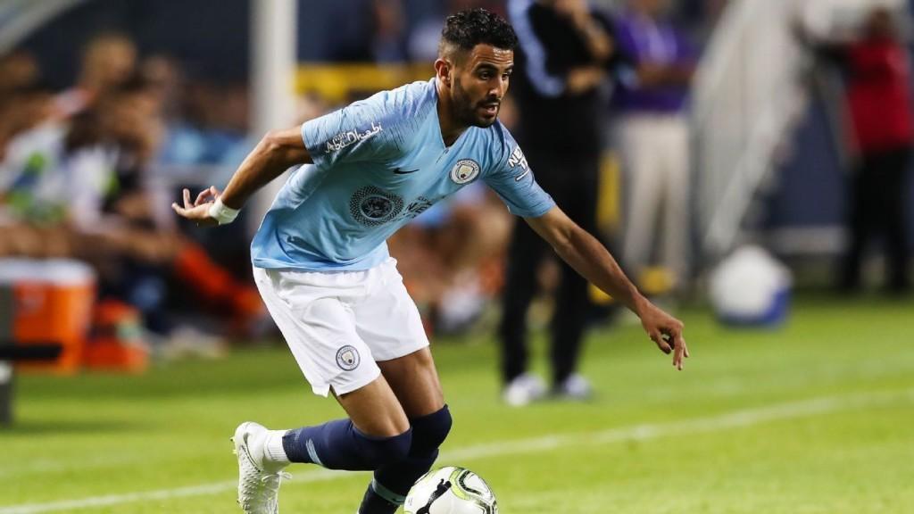Riyad Mahrez bo enostavno moral pokazati več, če si želi zagotoviti mesto v začetni enajsterici Manchester Cityja. Vir: manchestereveningnews.co.uk