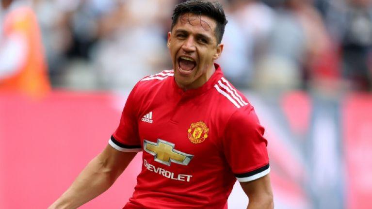 Bo Sanchez znova prikazal nekaj nogometne čarovnije, s katero je navduševal pri Arsenalu?