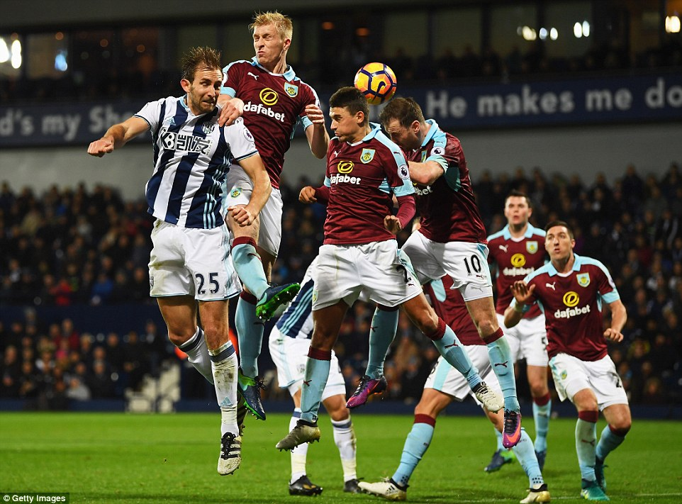 Burnleyjev zid bo težko prebiti tudi v novi sezoni. virFoto: DailyMail