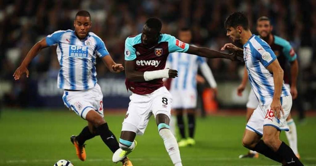Zanka in Schindler bosta tudi v novi sezoni tvorila čvrsto jedro obrambe Huddersfielda. virFOTO: Huddersfield Examiner