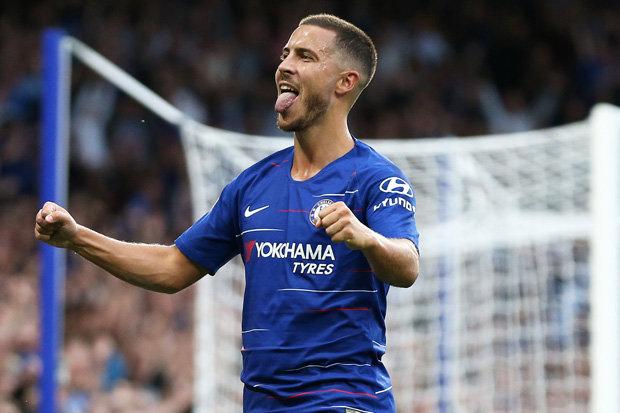 Ne samo najboljši posameznik Chelseaja, Hazard je trenutno verjetno kar najboljši posameznik Premier lige. virFOTO: Daily Star
