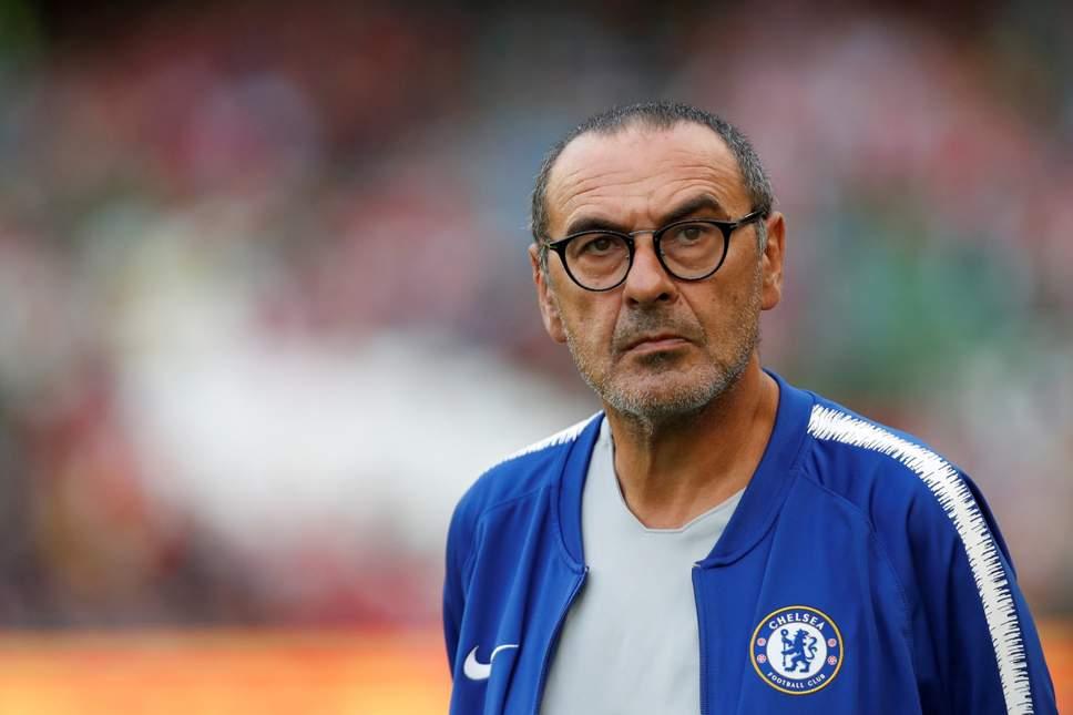 Redki so trenerji, ki jim uspe v tako kratkem času popolnoma spremeniti nogometno filozofijo kluba, kot je to uspelo Mauriziu Sarriju. virFOTO: Evening Standard