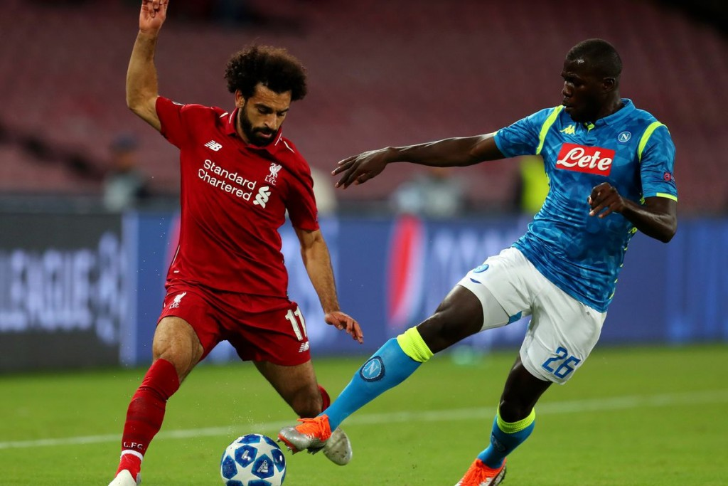 V prvem obračunu današnjih tekmecev so bili italijani boljši z 1 : 0. Vir: The Liverpool Offside
